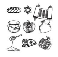 Coloring Pages Archives Rosh Hashanah Fun